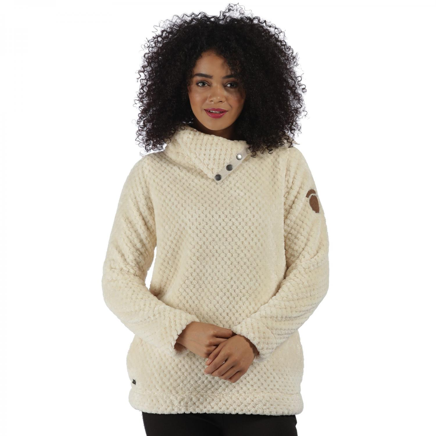 Hera Fleece Light Vanilla