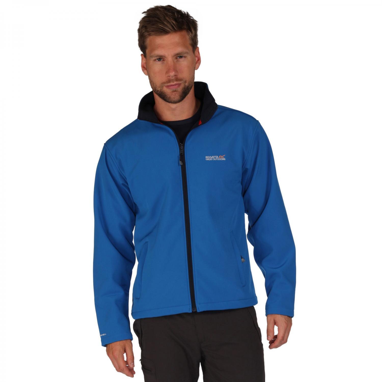 Cera III Softshell Jacket Oxford Blue Navy