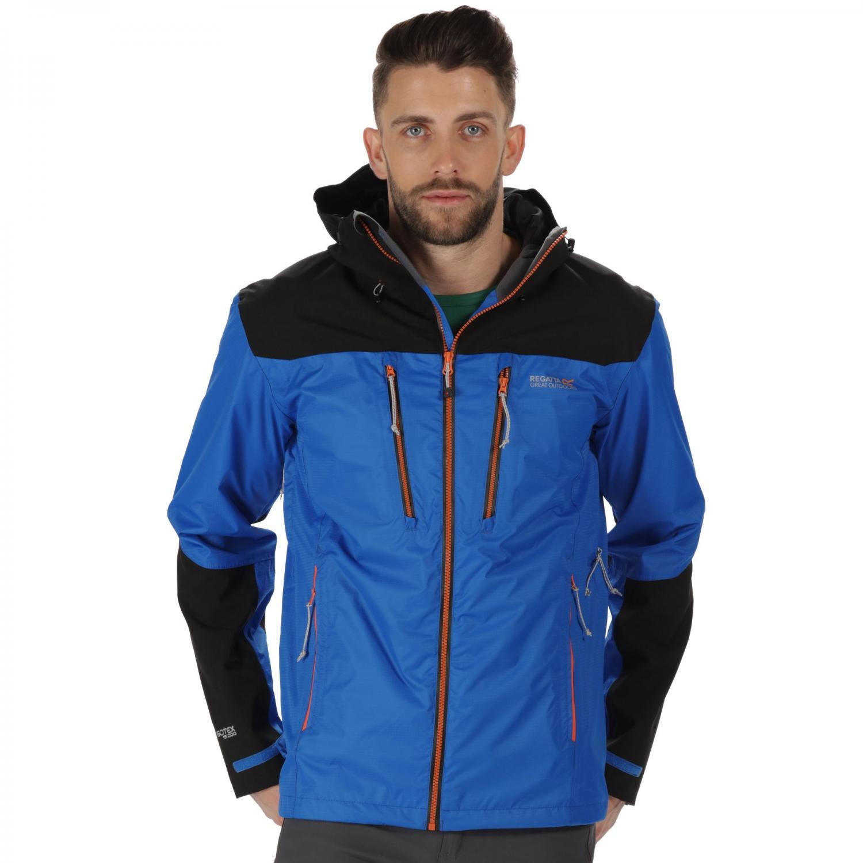 Mens Cross Penine Jacket Oxford Blue