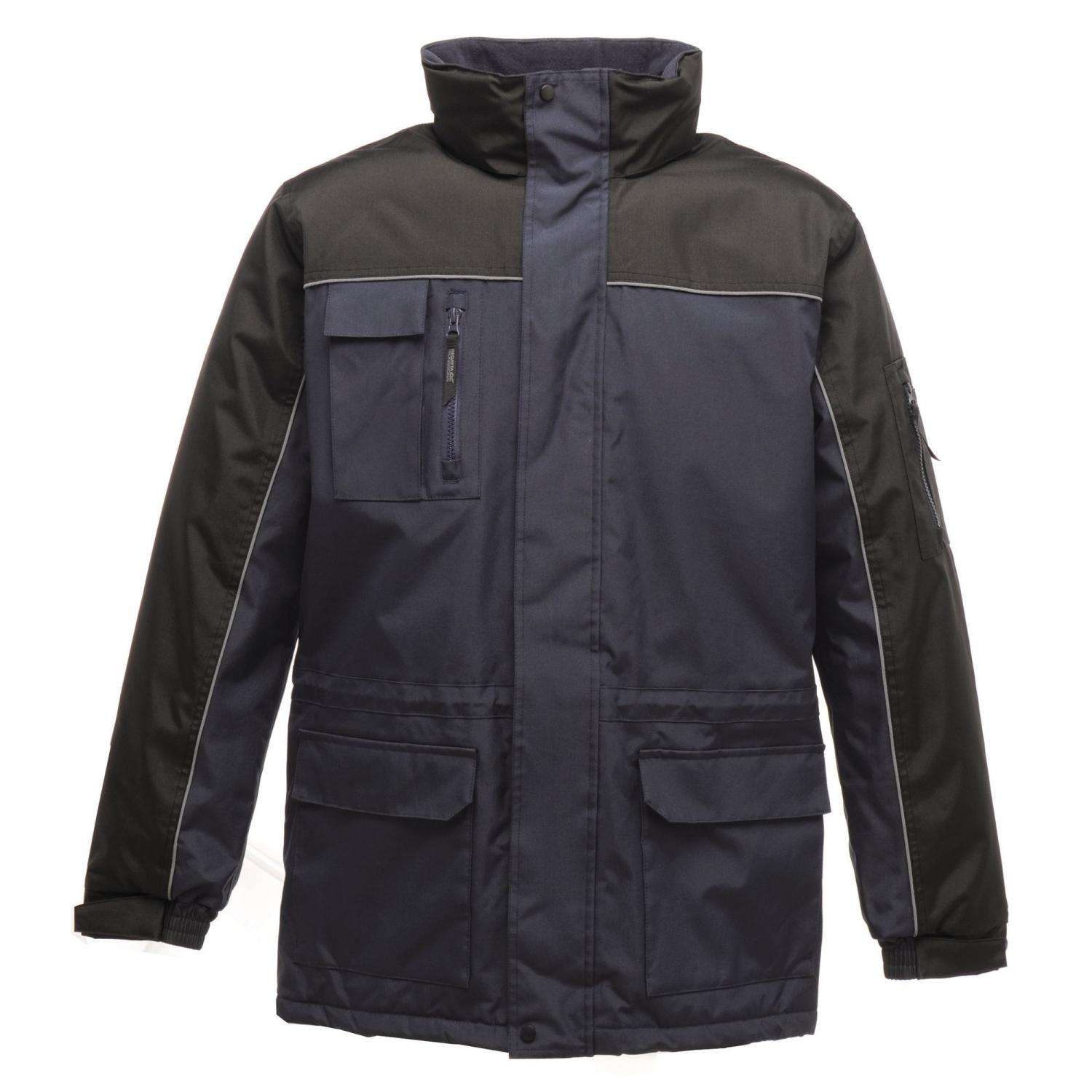 Hydrometer Parker Jacket Navy Black