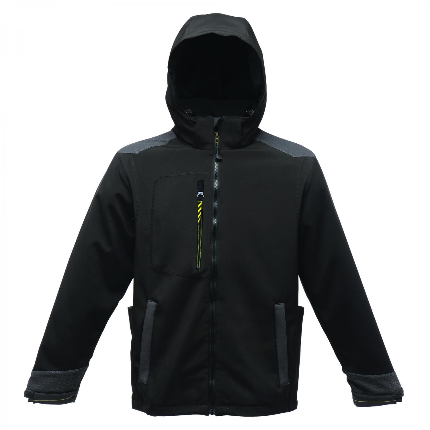 Enforcer Softshell Jacket Black