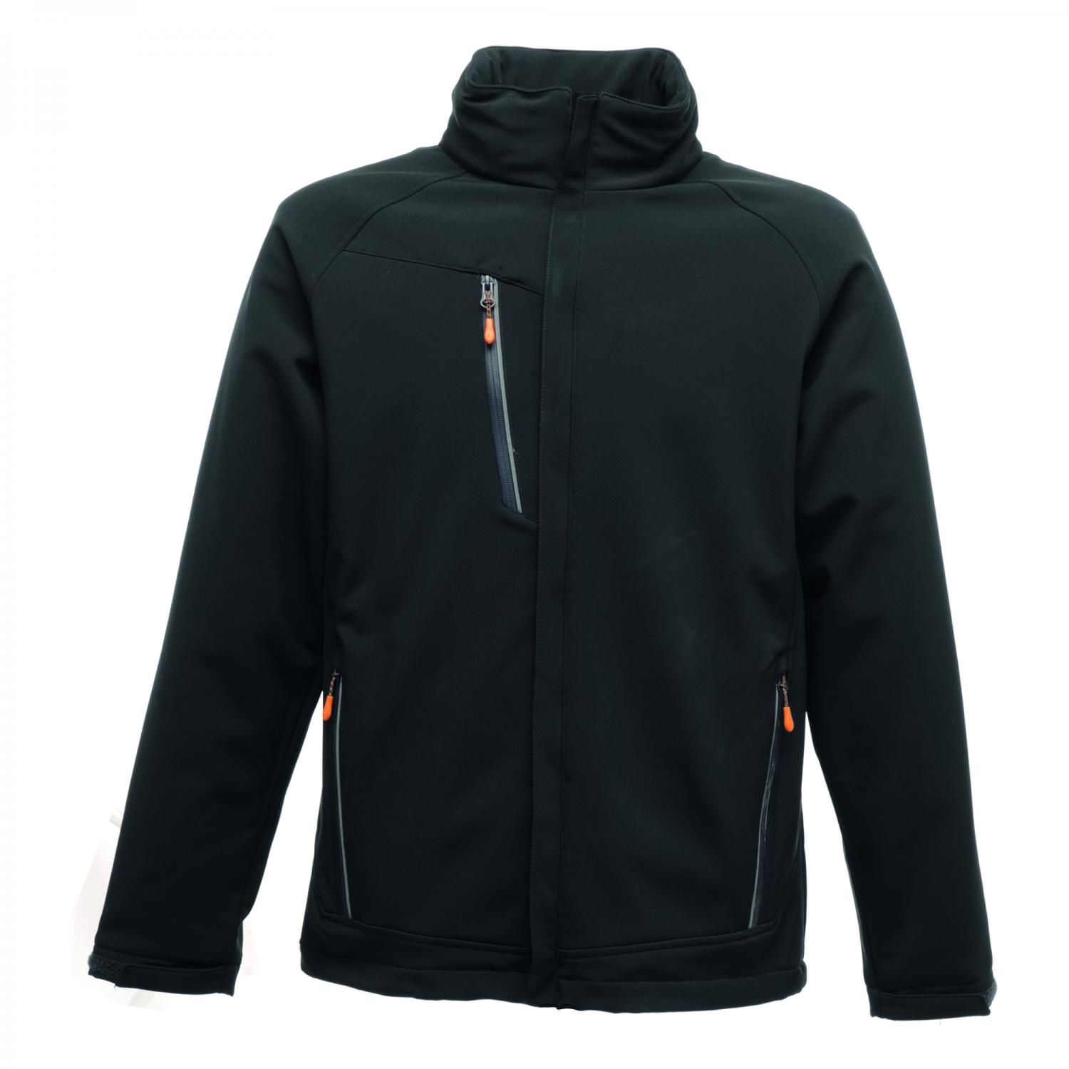 Apex Softshell Jacket Black