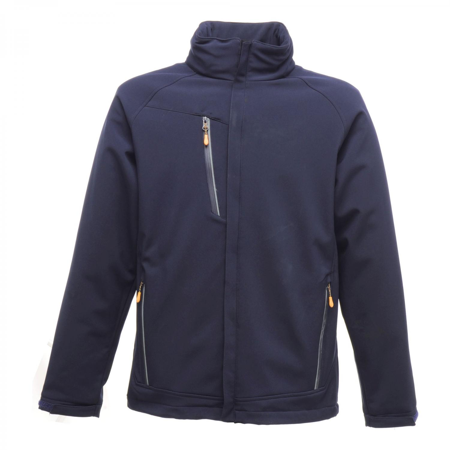 Apex Softshell Jacket Navy