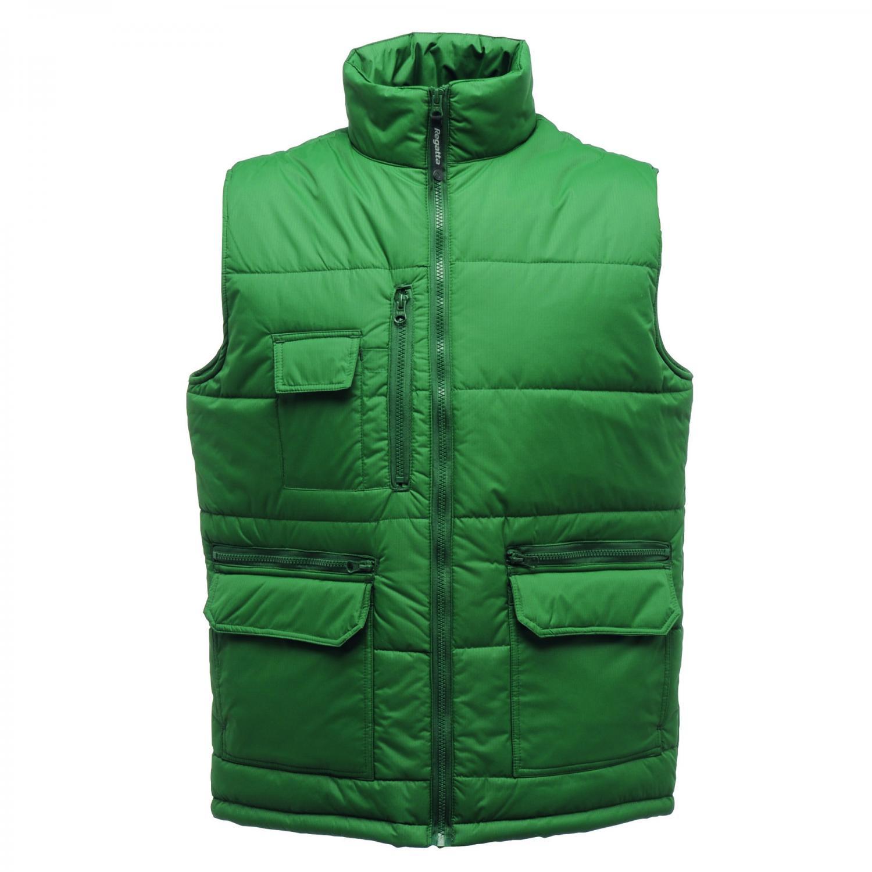 Steller Bodywarmer Bottle Green