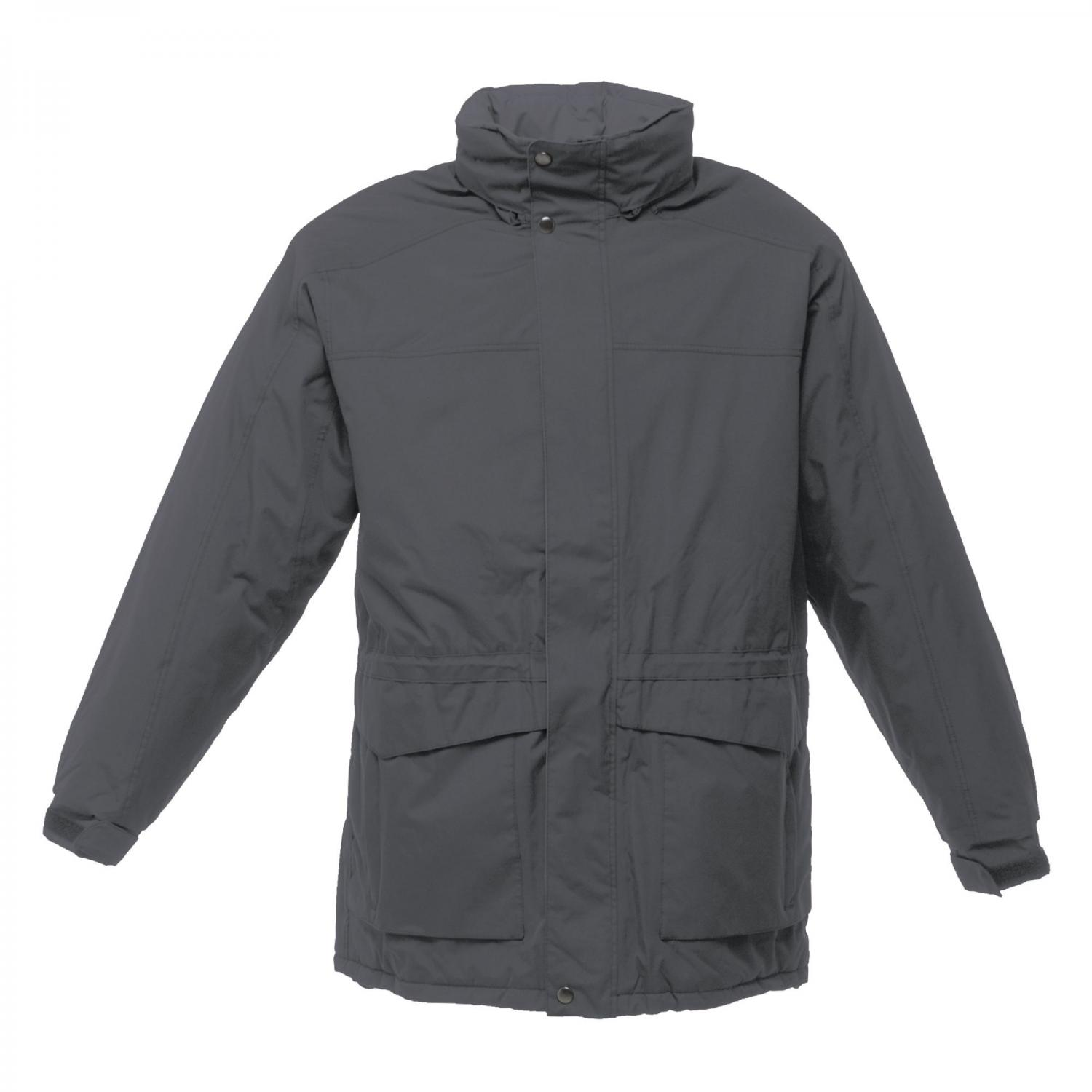 Darby II Insulated Jacket Seal Grey