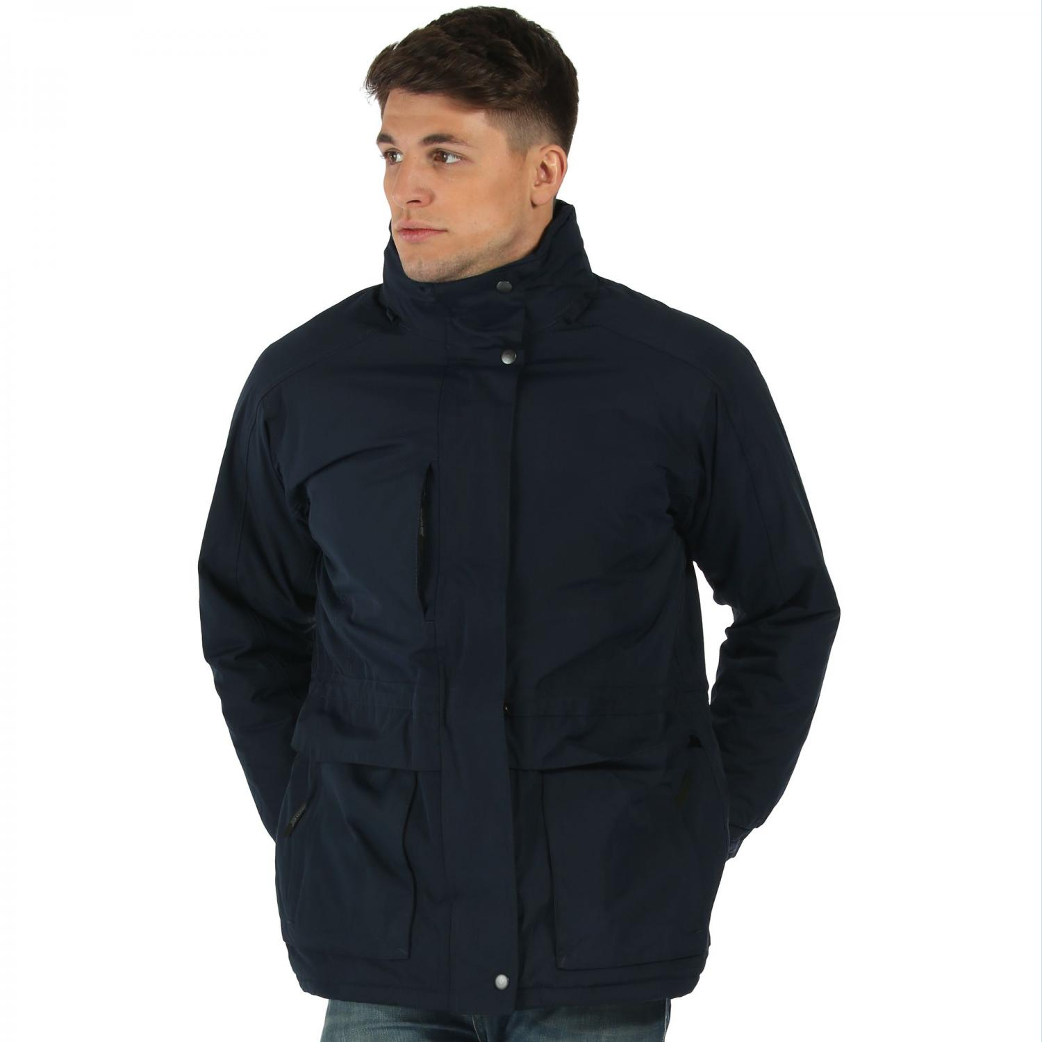 Darby II Insulated Jacket Navy
