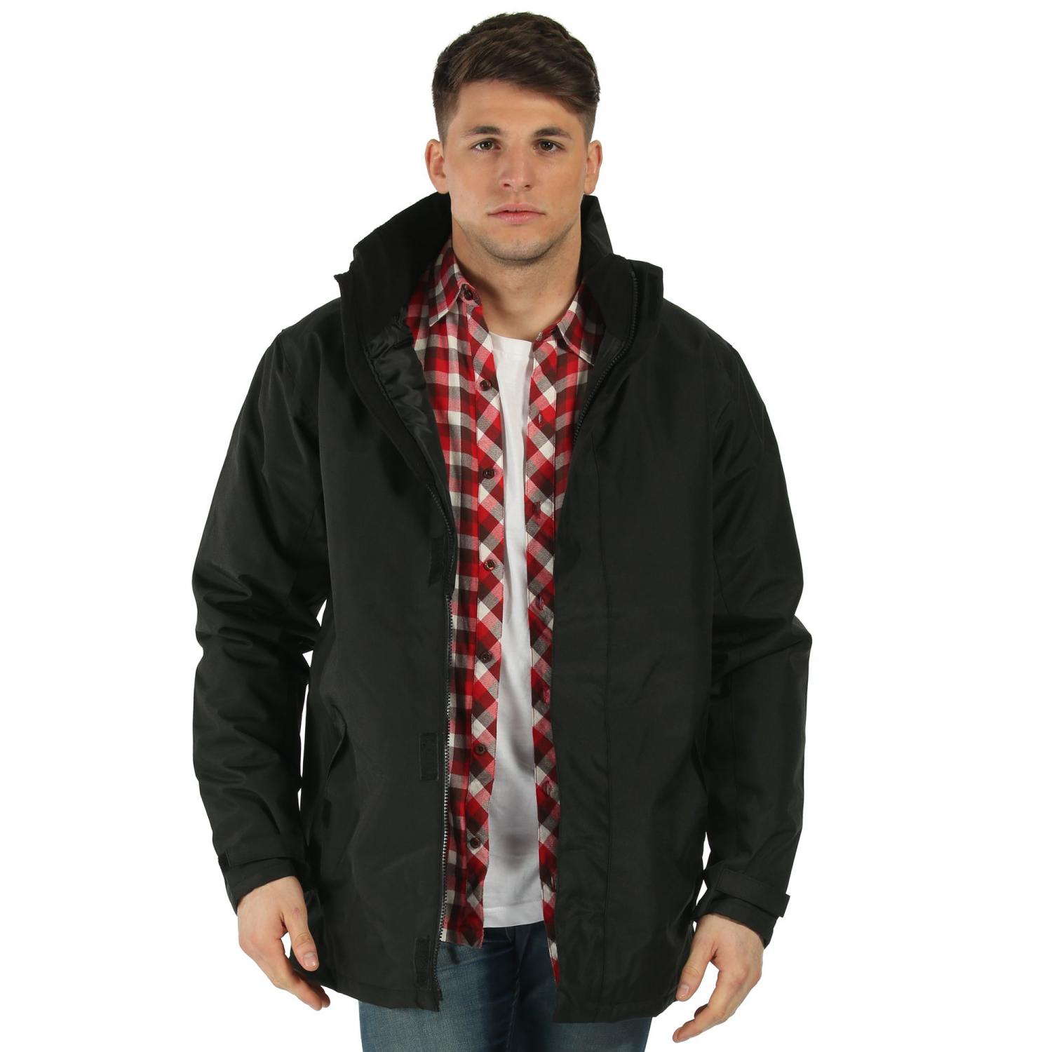 Bridgeport Insulated Jacket Black