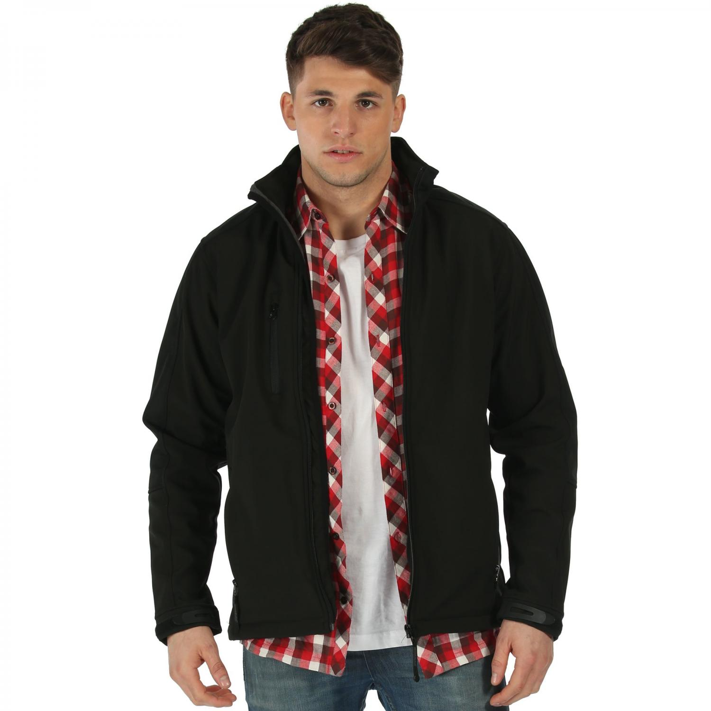 Hydroforce Softshell Jacket Black