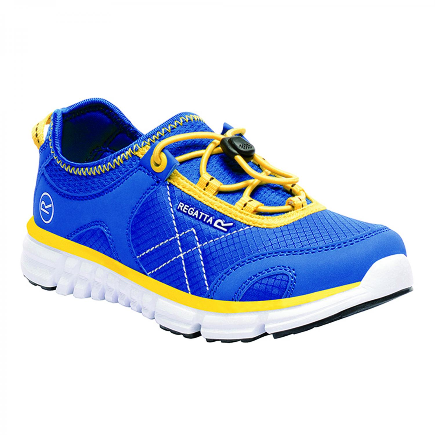 Platipus II junior Shoe Blue Yellow