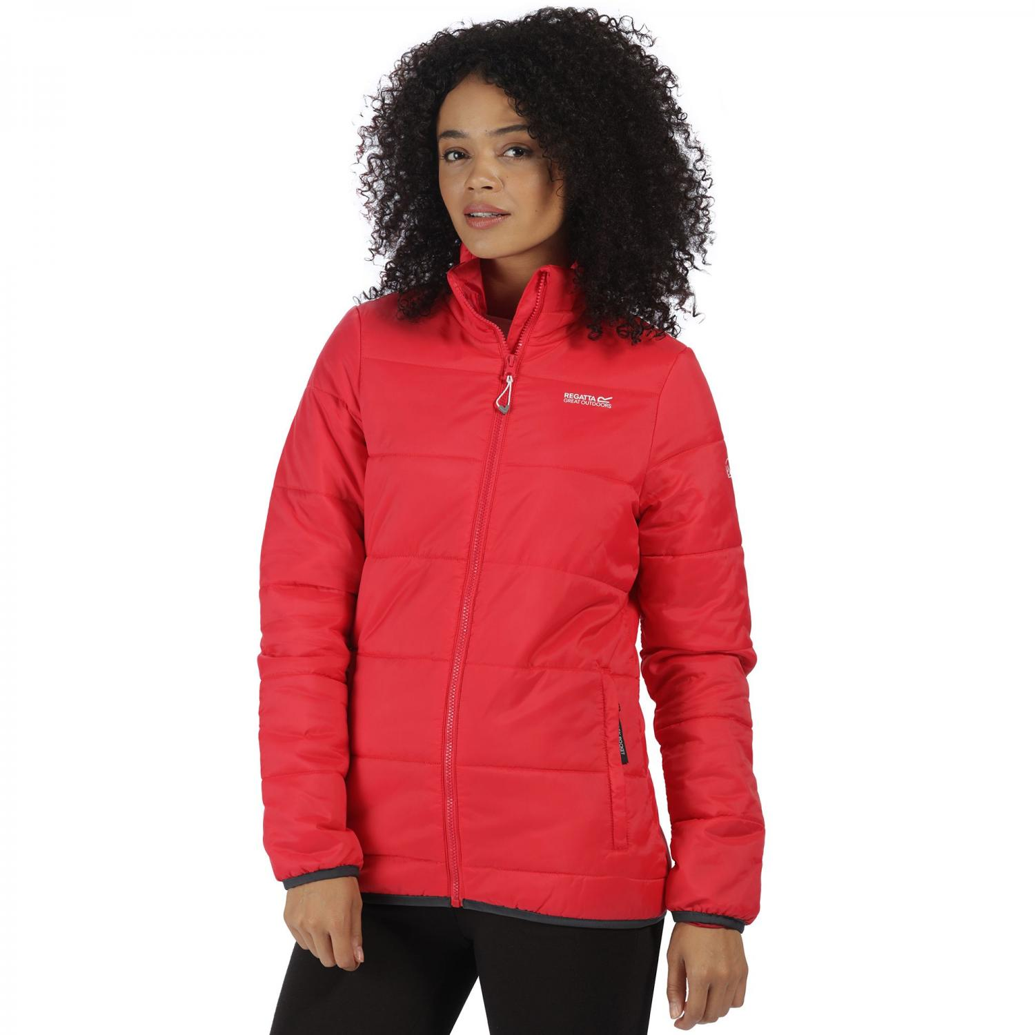 Womens Zyber Jacket Lollipop