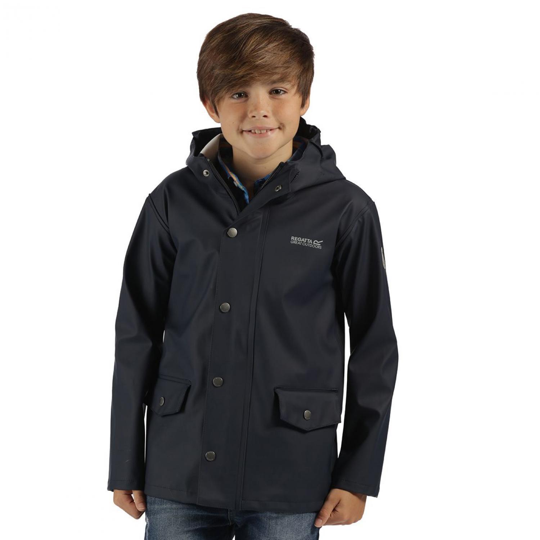 Kids Edrik Jacket Navy