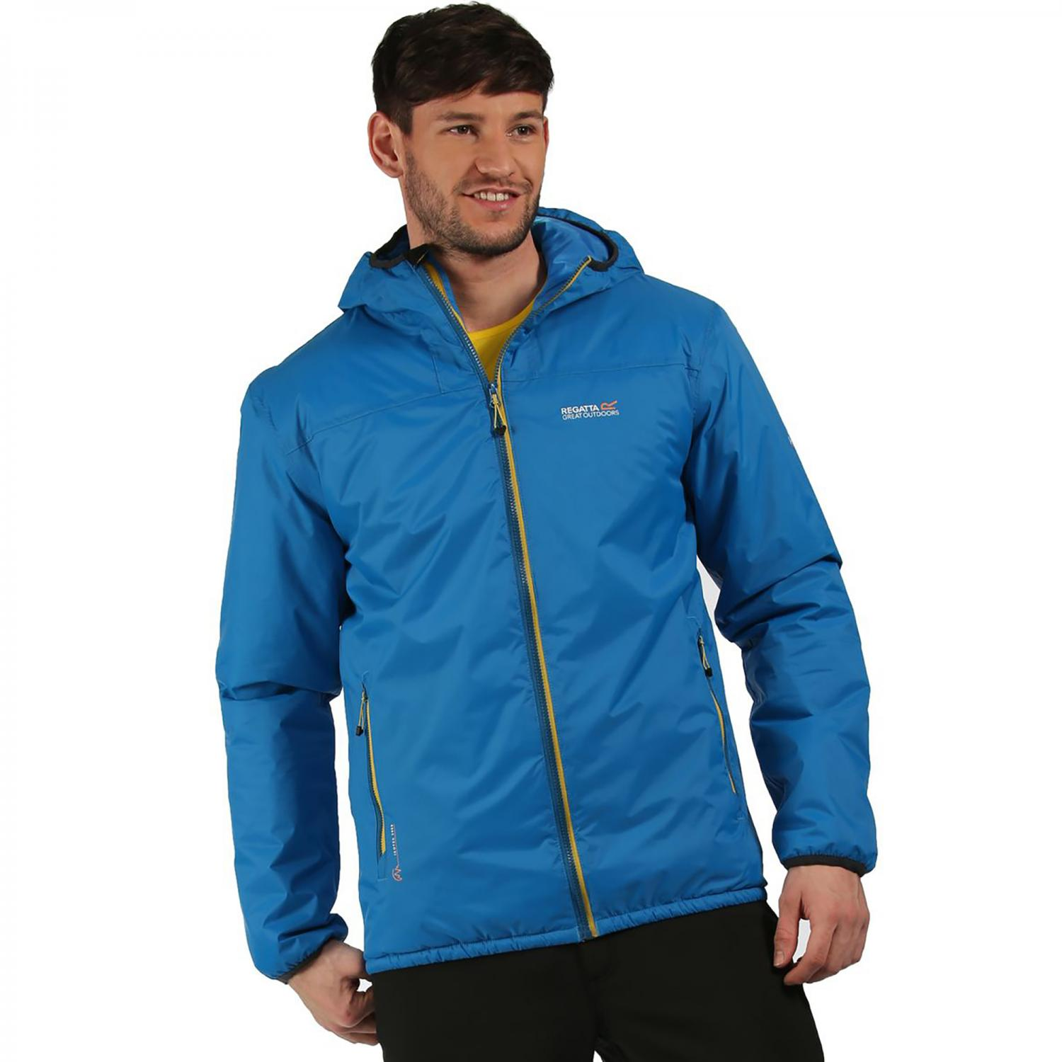 Tuscan Jacket Imperial Blue