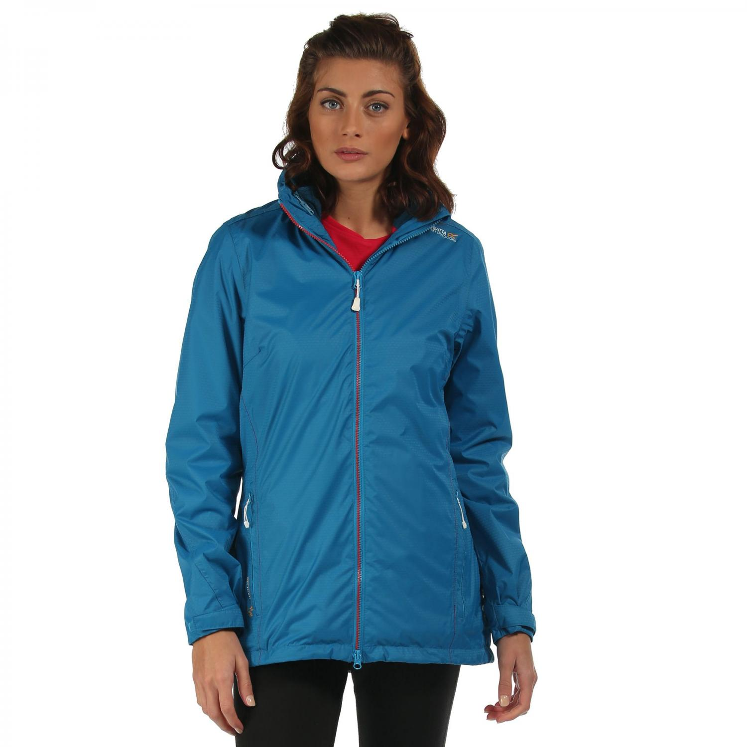 Alabama II 3 in 1 Jacket Petrol Blue