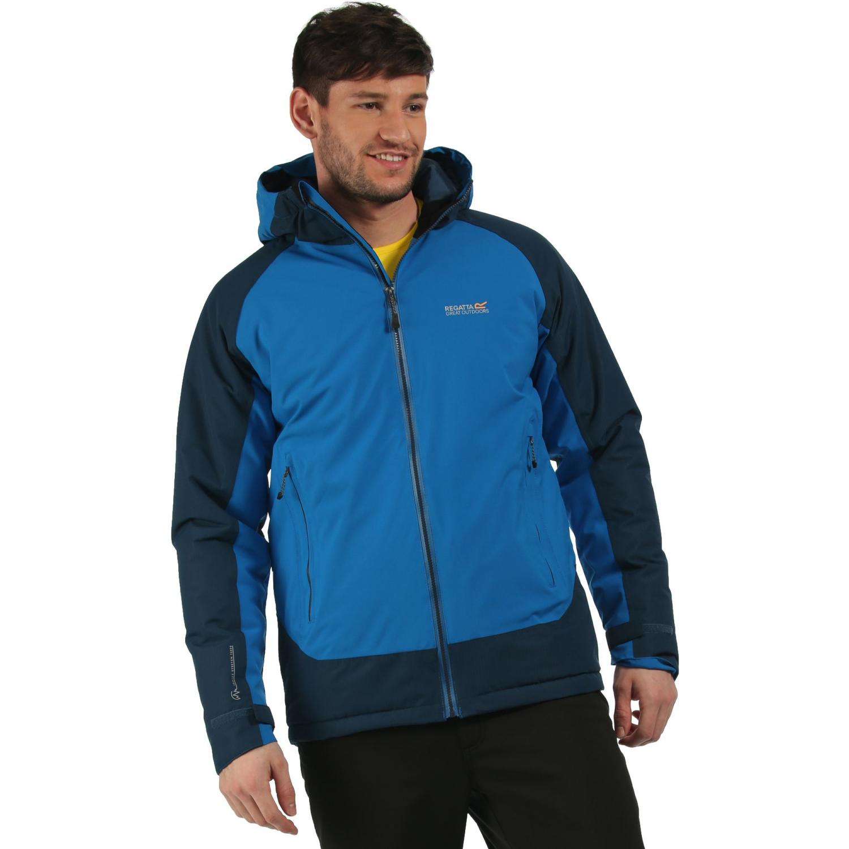 Grisedale Hybrid Jacket Imperial Blue
