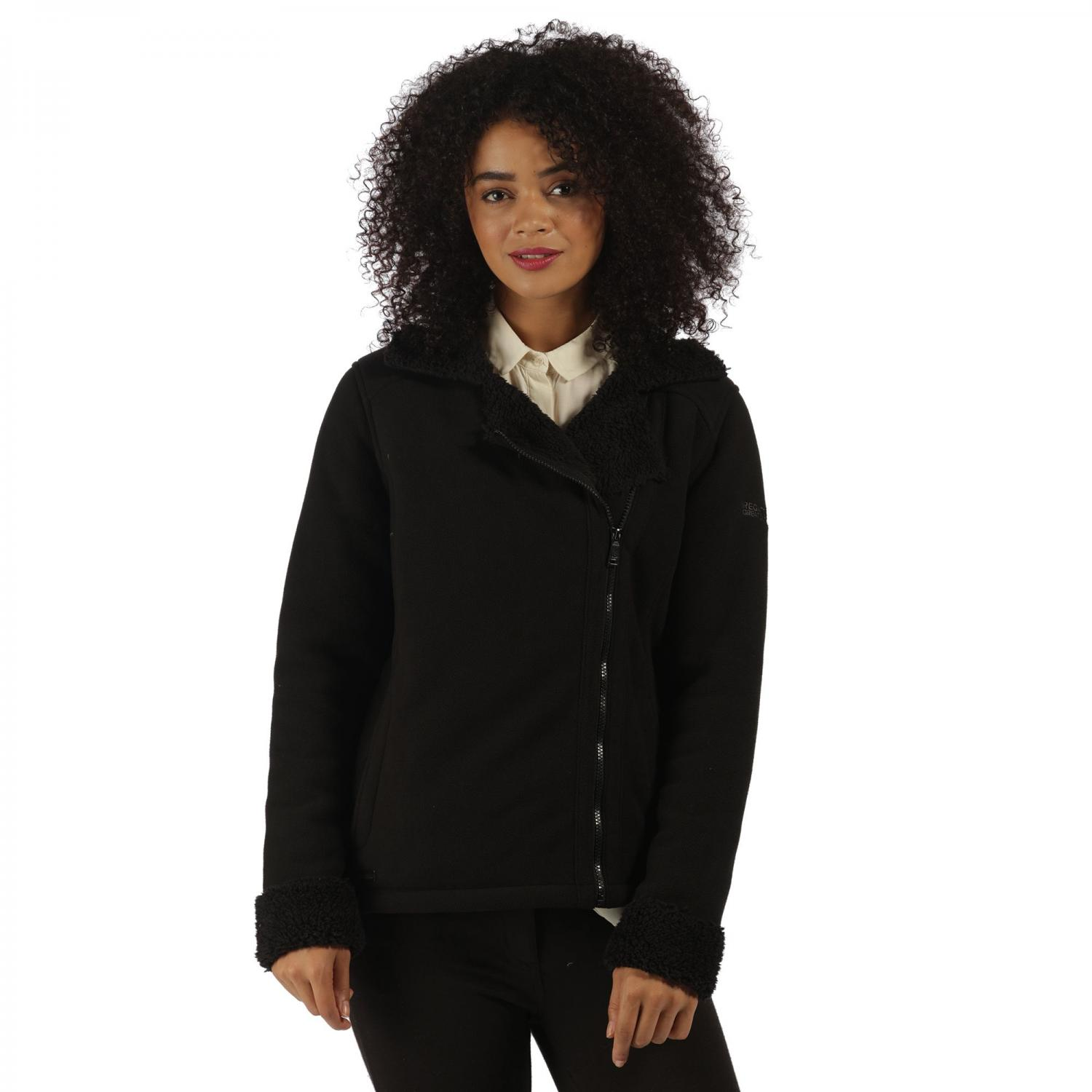 Bernetta Fleece Black