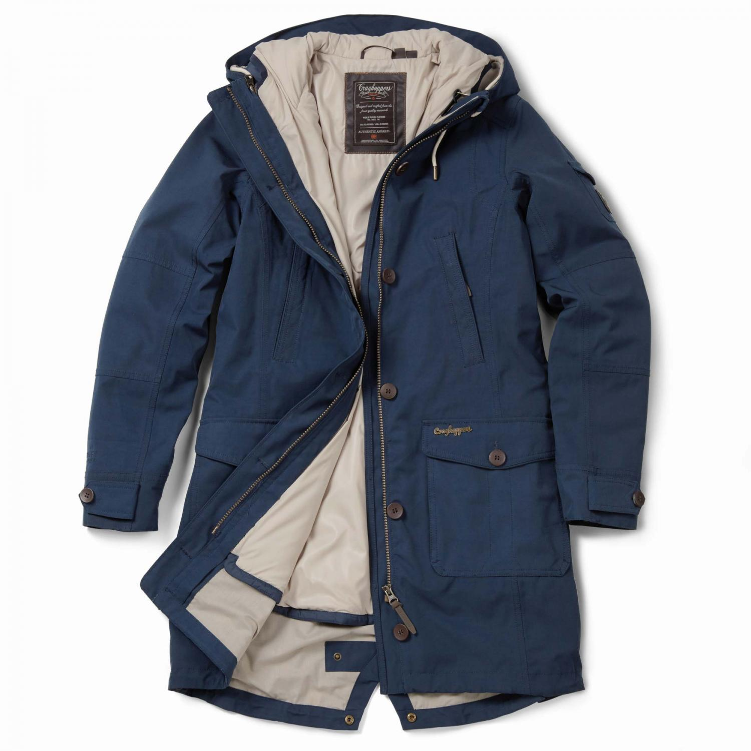 Image of 364 3 in 1 Jacket Soft Navy