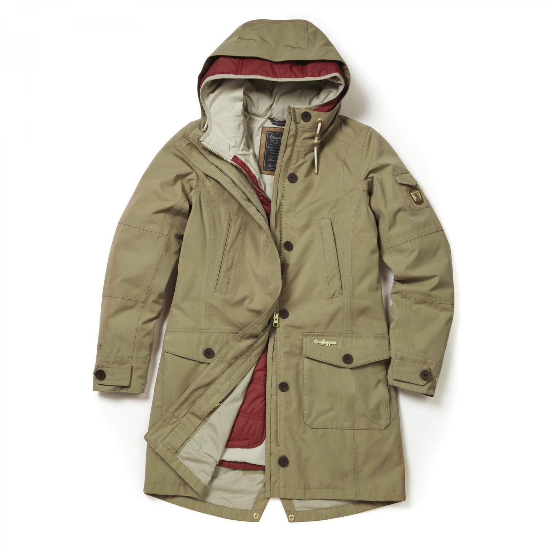 Image of 364 3 in 1 Jacket Camel Rosehip Pink
