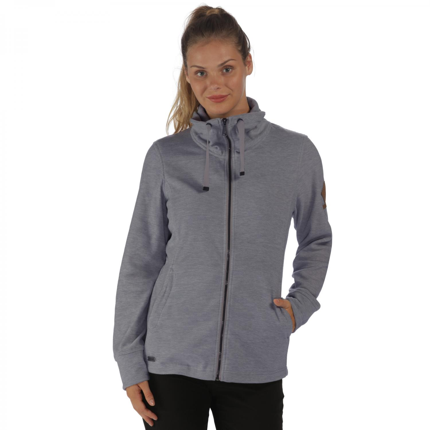 Endora Fleece Rock Grey