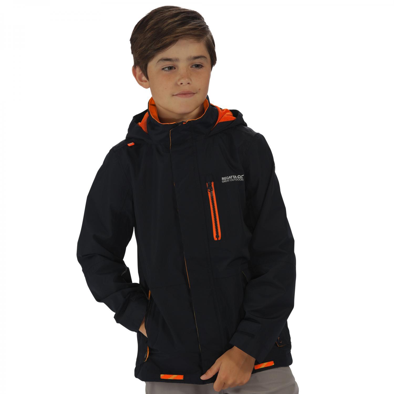 Boys Aluminite Jacket Navy