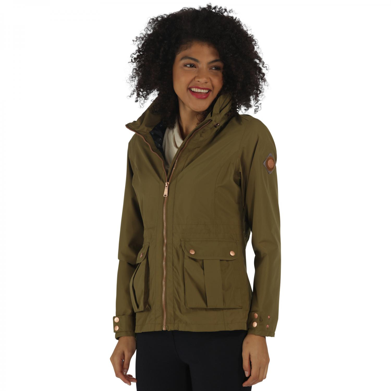 Nardia Jacket Utility Green
