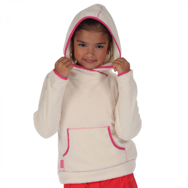 Girls Jafar Fleece Hoody Polar Bear