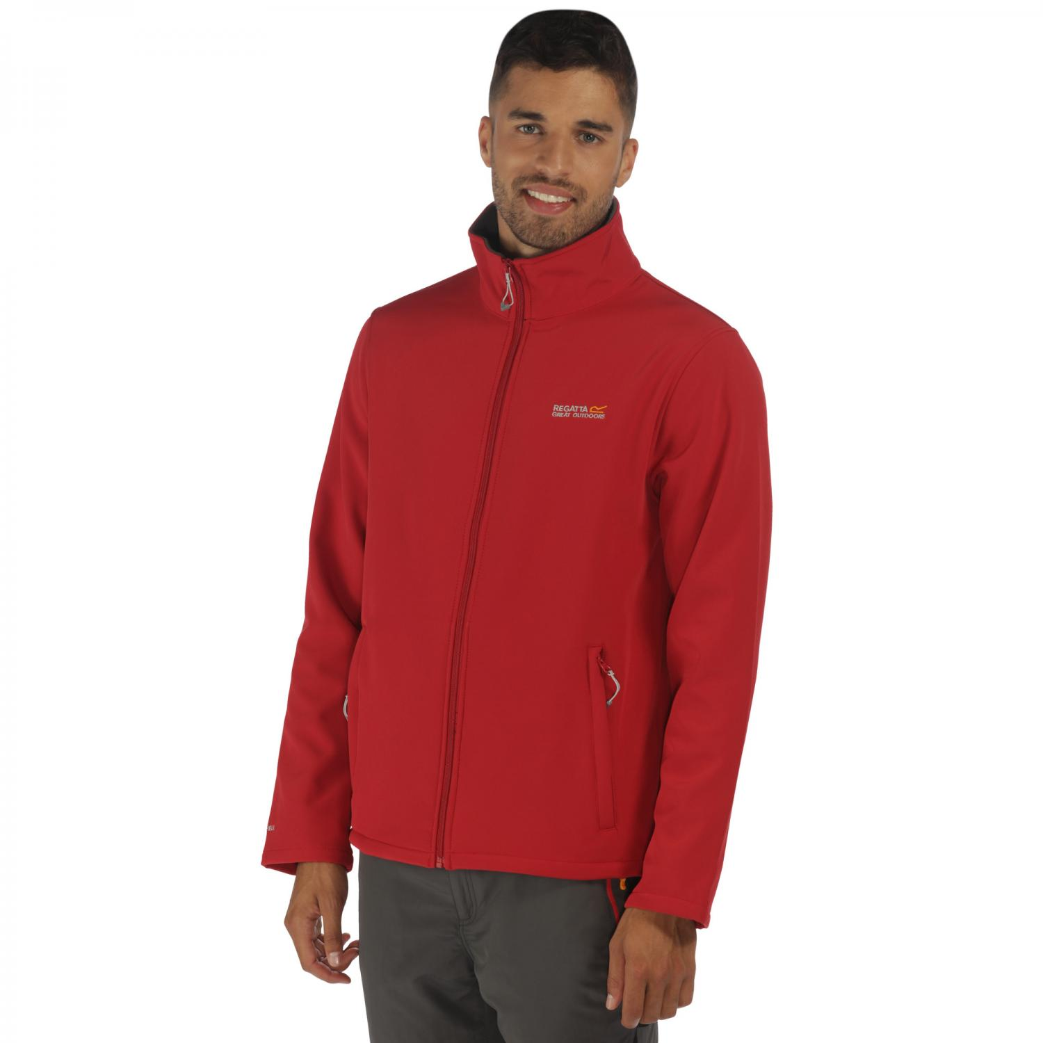 Cera III Softshell Jacket Pepper Iron