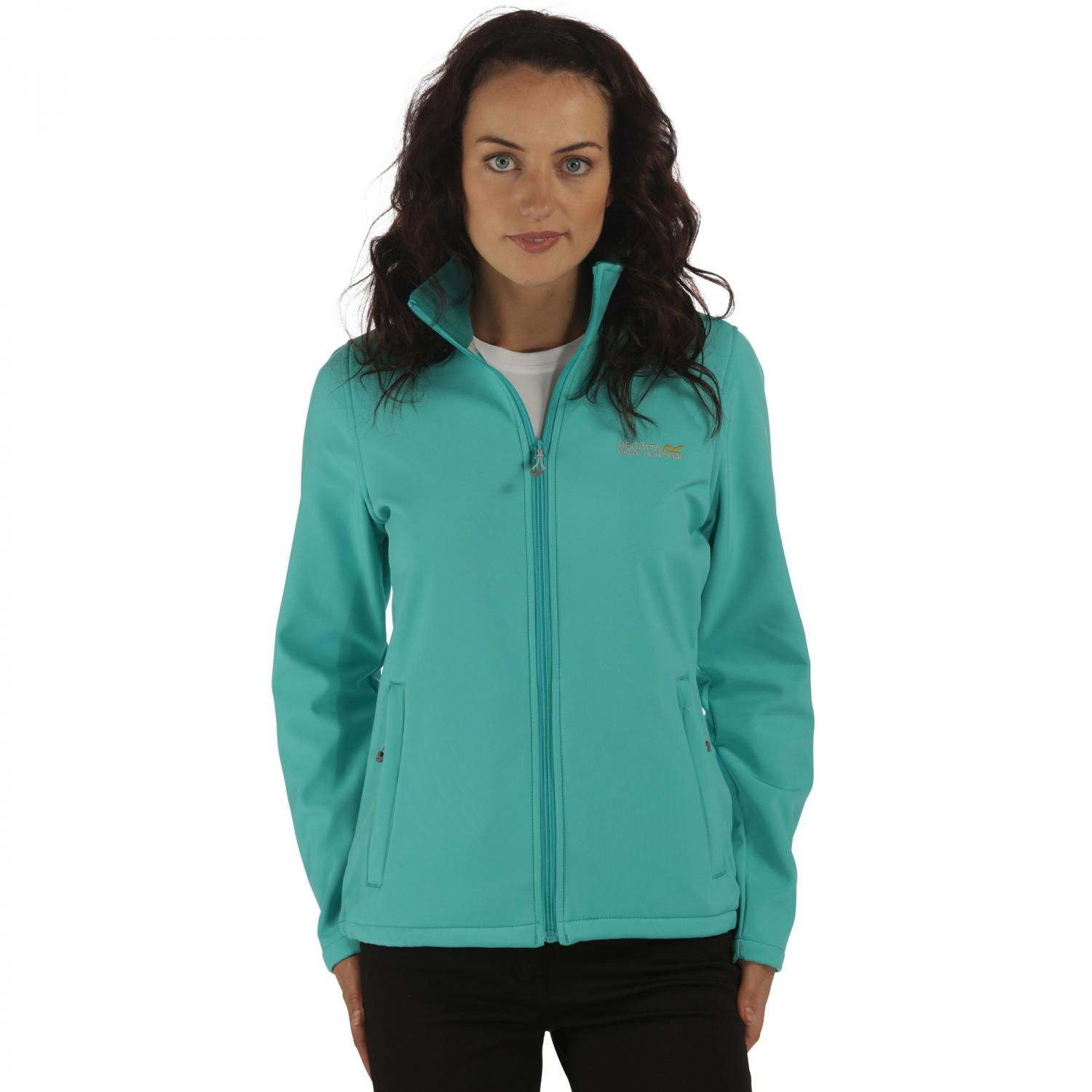 Connie III Softshell Jacket Atlantis