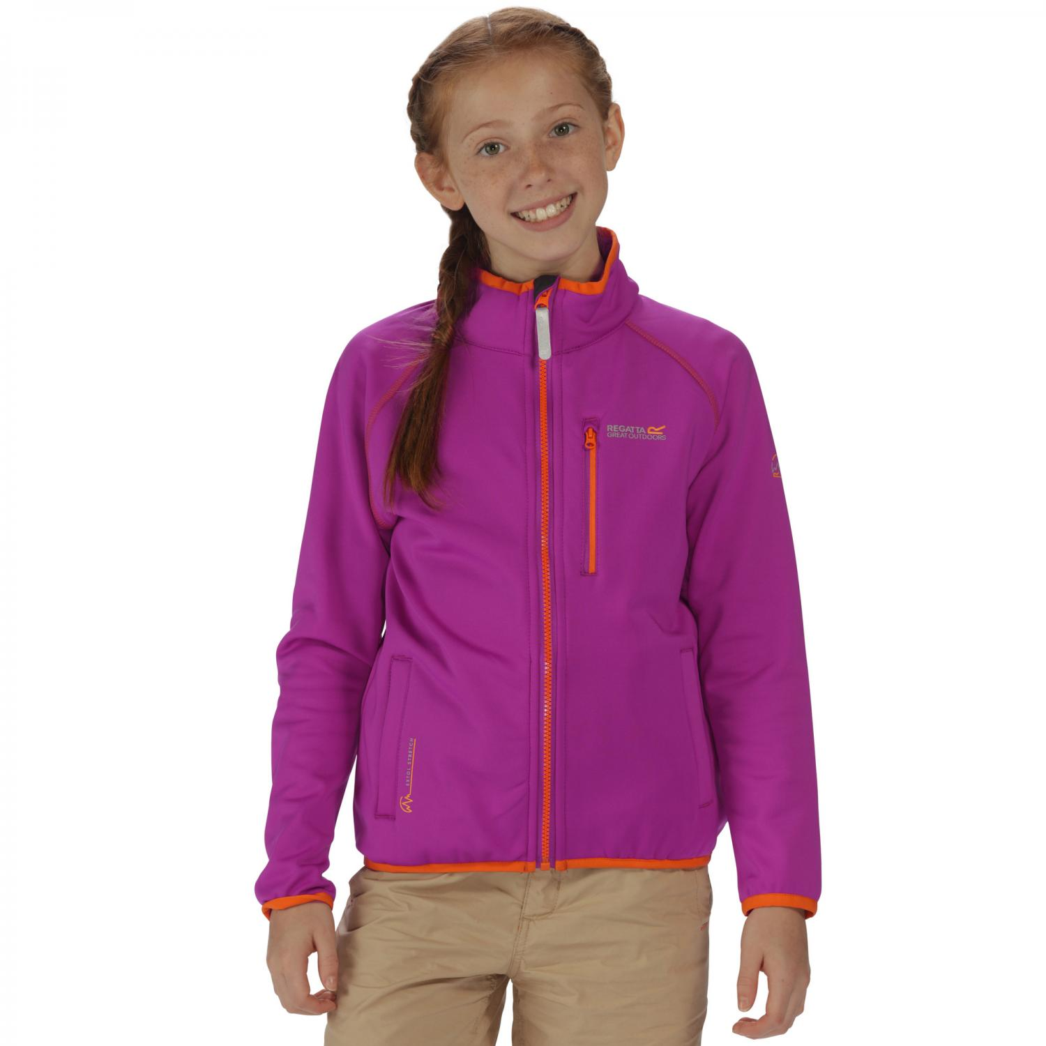 Limit Softshell Vivid Viola