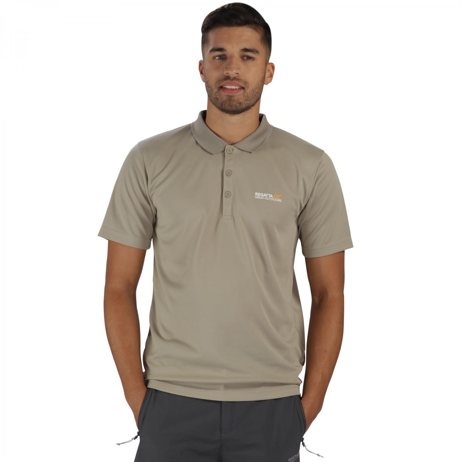 Maverik III Polo Shirt Parchment