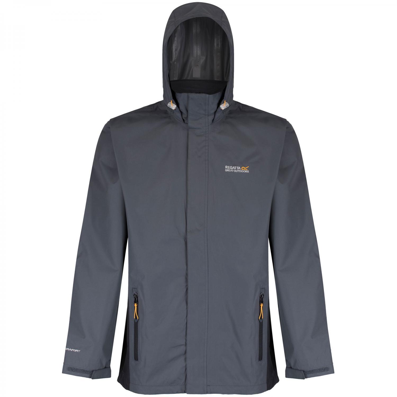 Matt Jacket Seal Grey Black