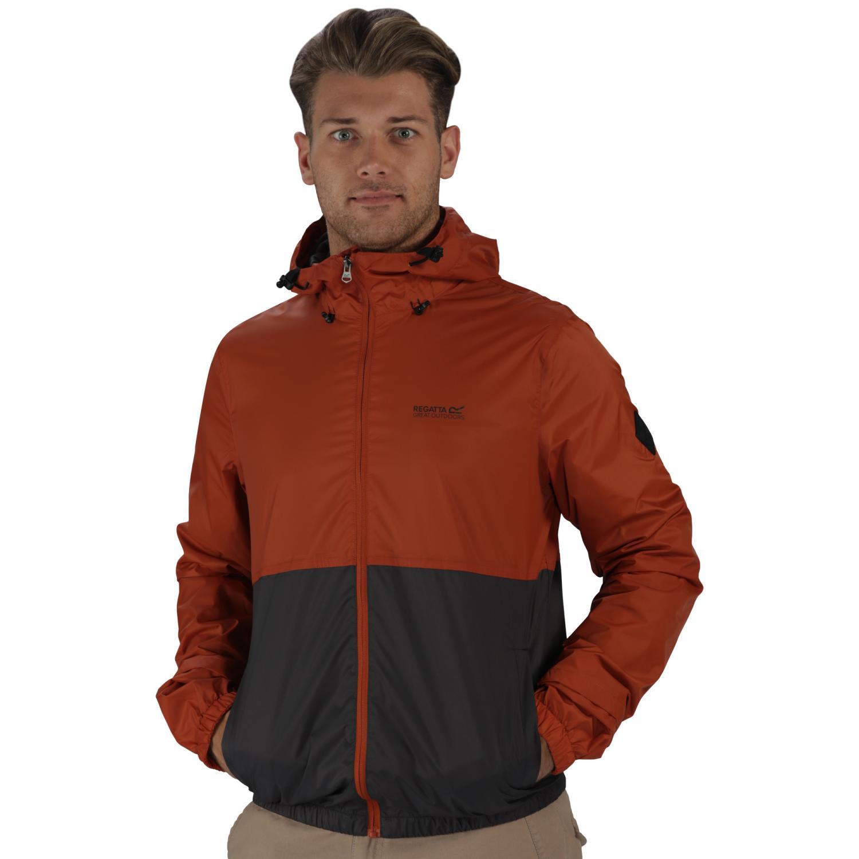 Akka Jacket Orange Iron