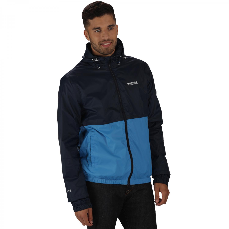 Akka Jacket Navy Blue