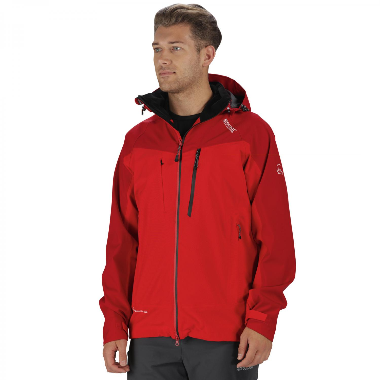 Oaklahoma II Jacket Pepper ChilP