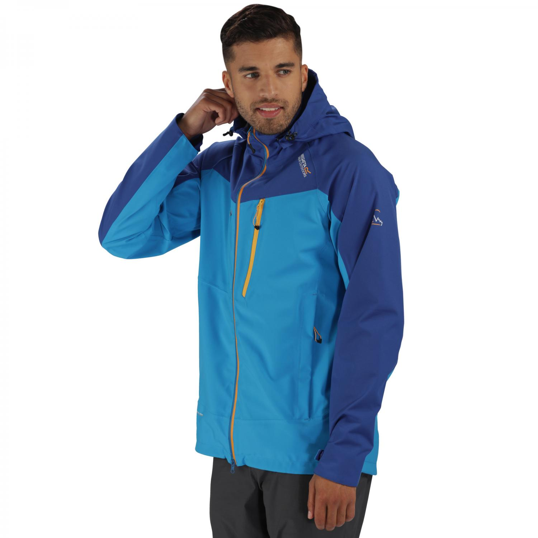 Oaklahoma II Jacket Blue Surfspray