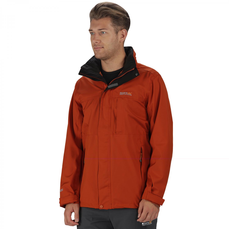 Northfield Stretch III Jacket Burnt Orange
