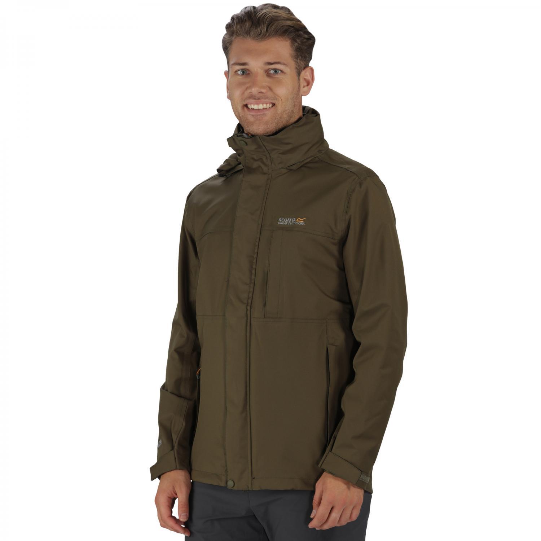 Northfield Stretch III Jacket Olive Night