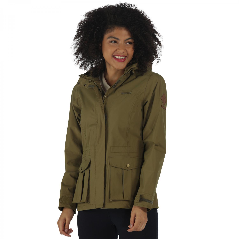 Lanelle Jacket Utility Green