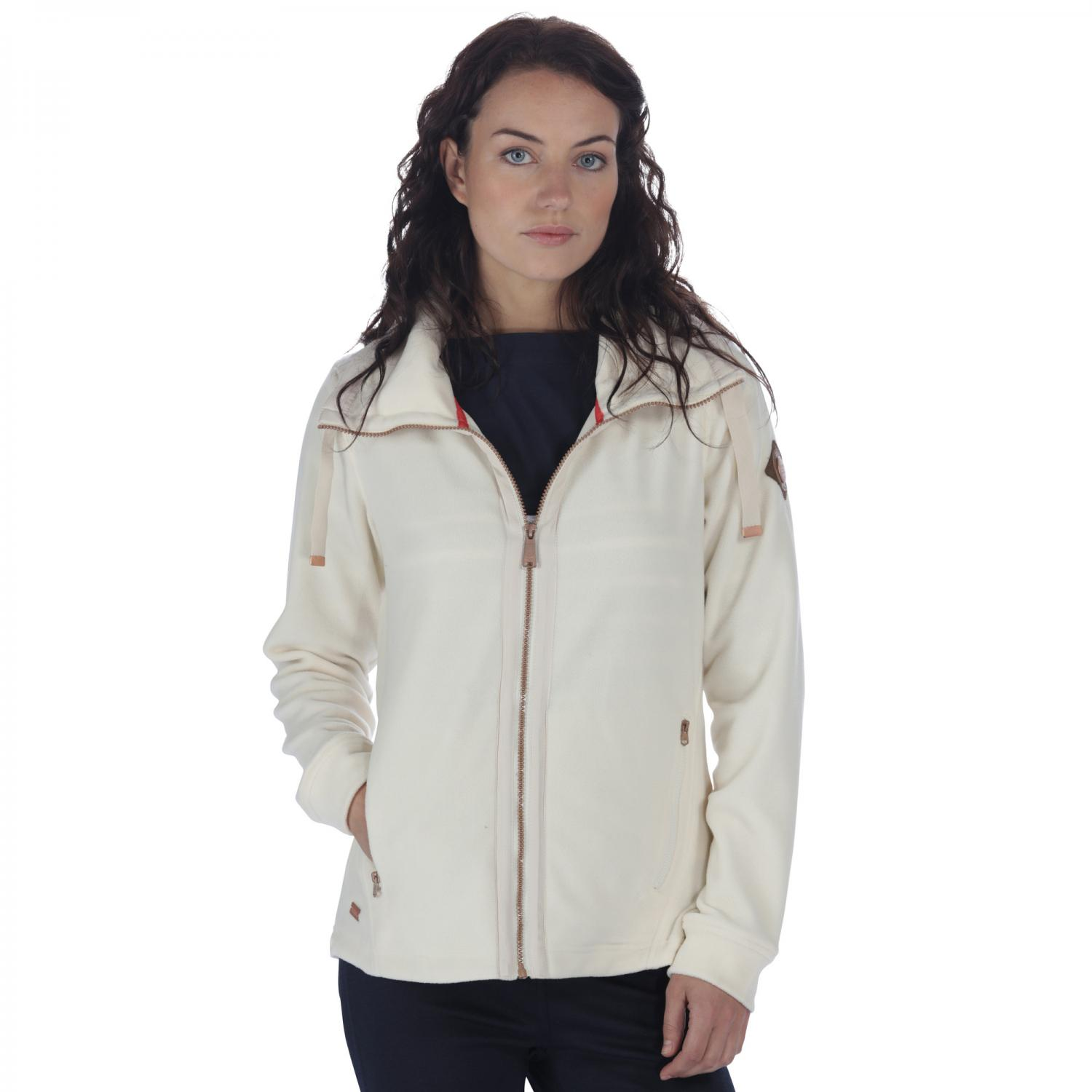 Daphnie Fleece Light Vanilla