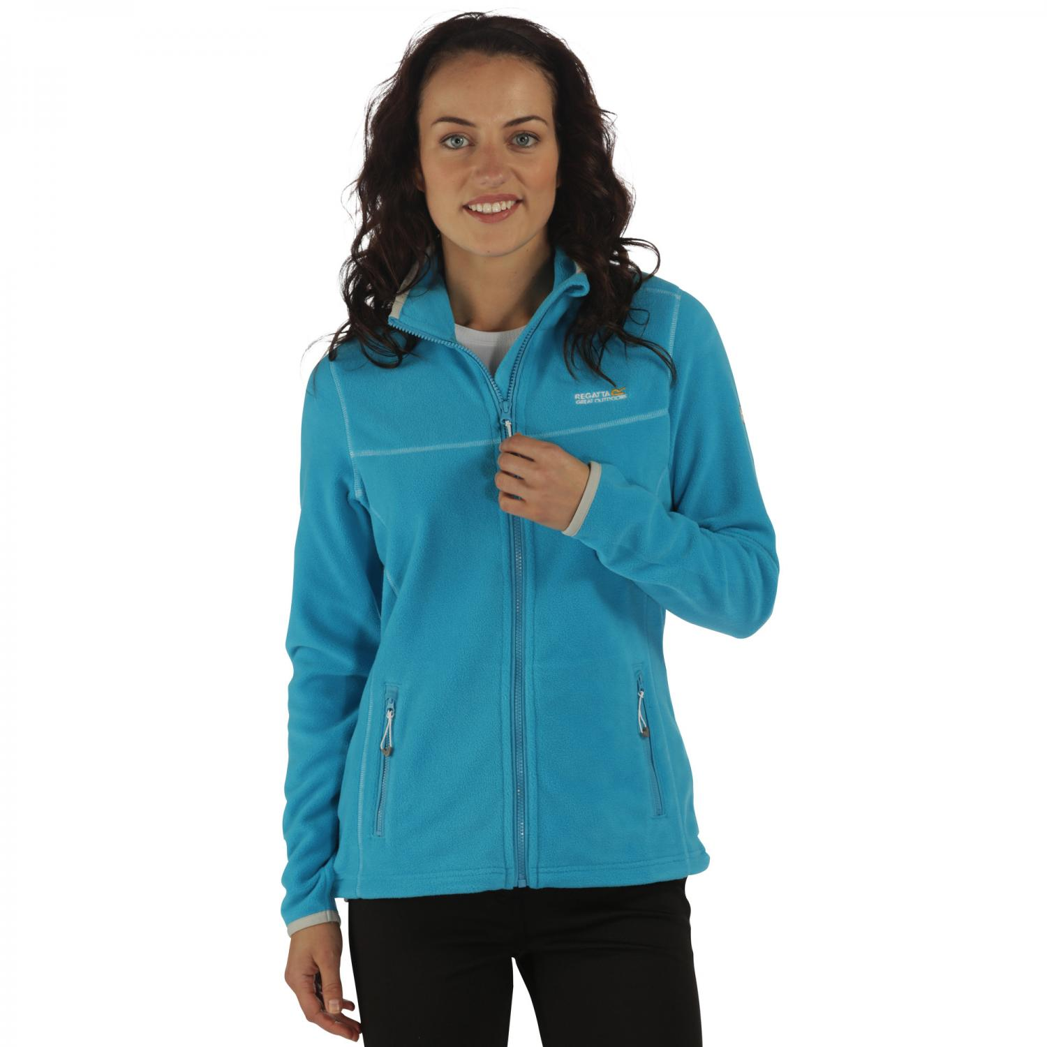 Floreo II Fleece Fluro Blue