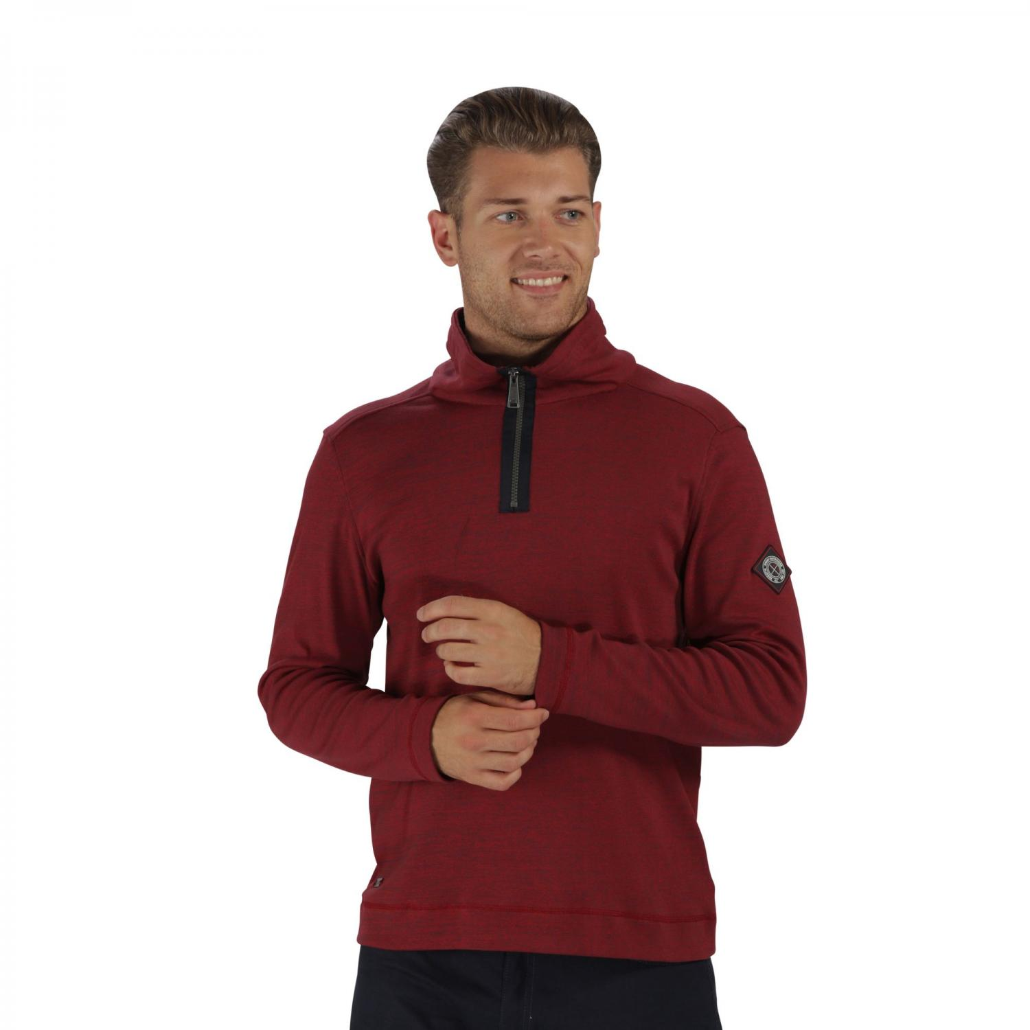 Troy Fleece Red