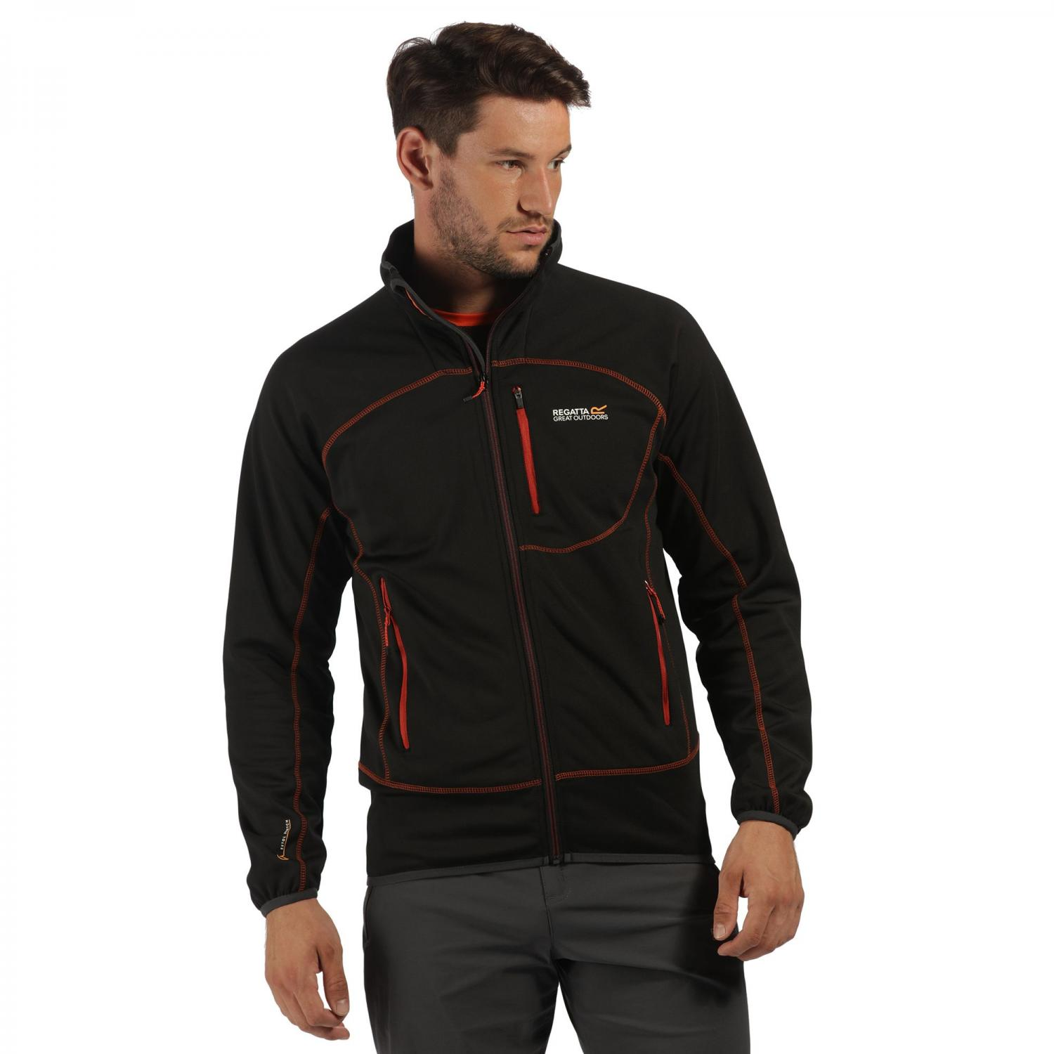 Diego II Jacket Black