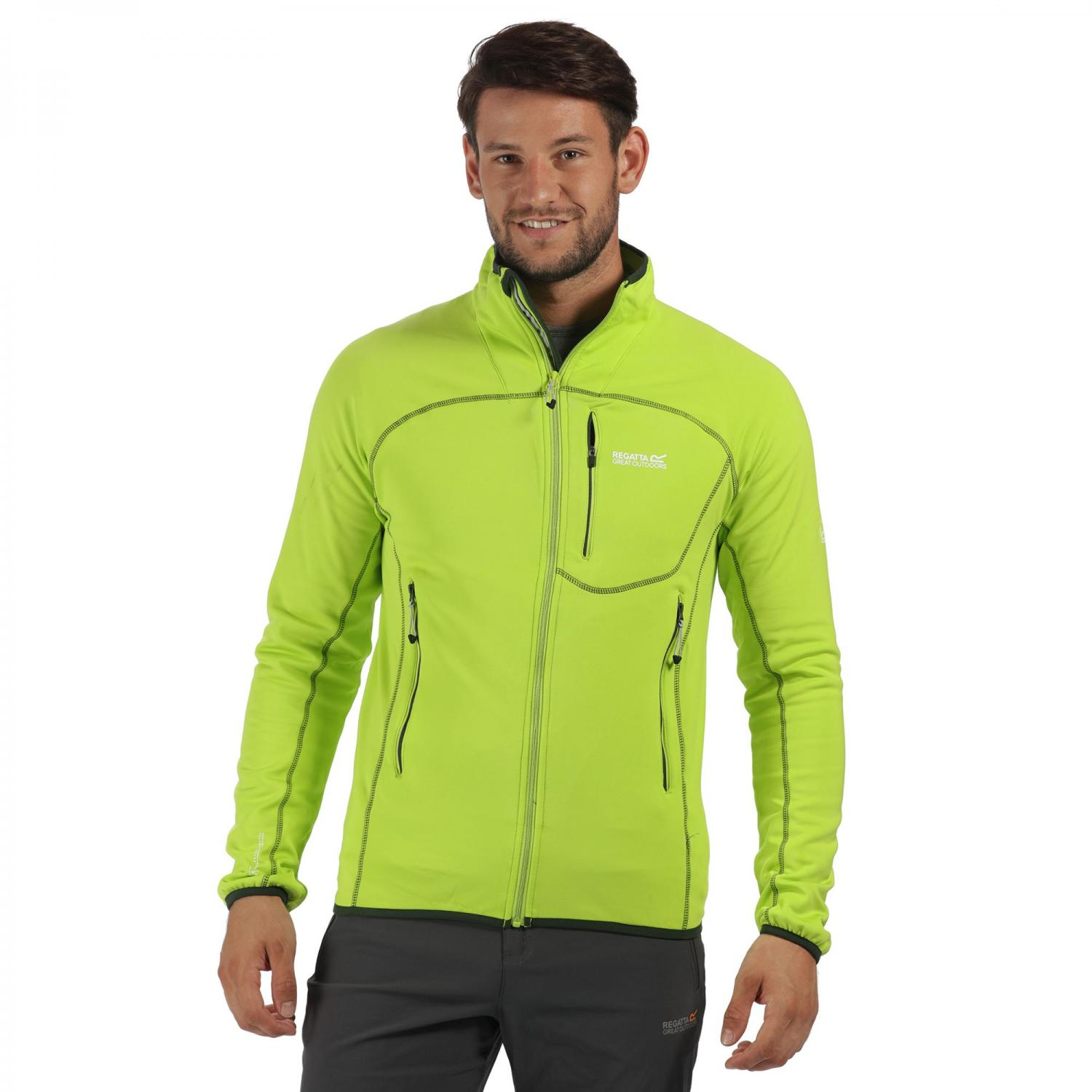 Diego II Jacket Lime Zest