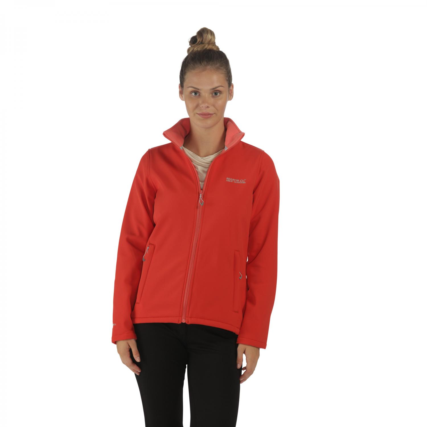 Connie III Softshell Jacket Molten