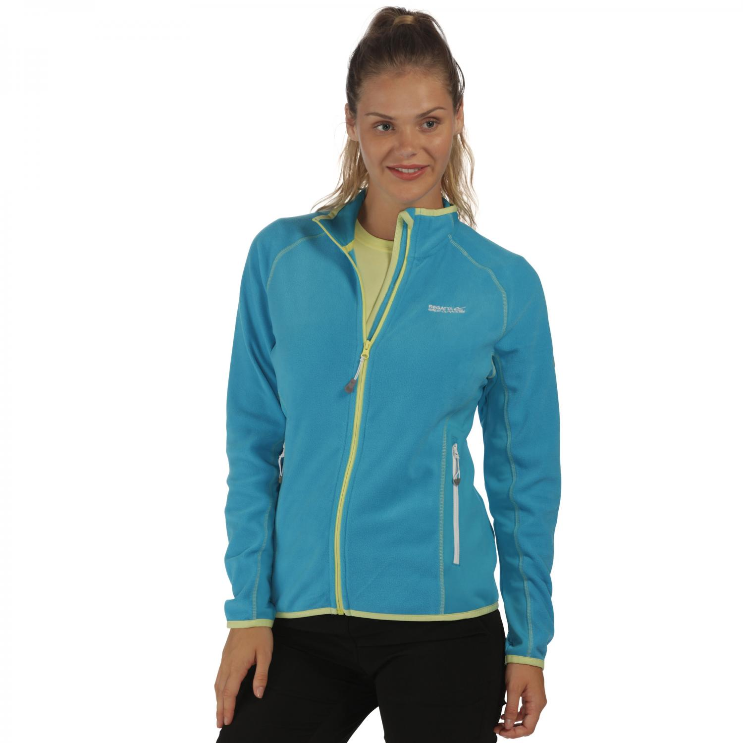 Jomor Fleece Fluro Blue