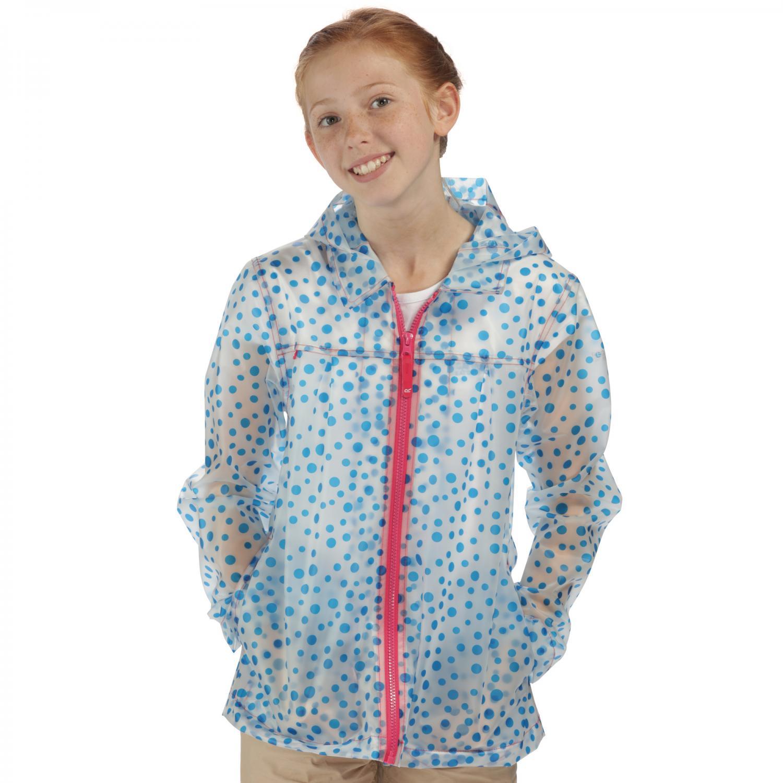 Girls Epping Jacket Oxford Blue