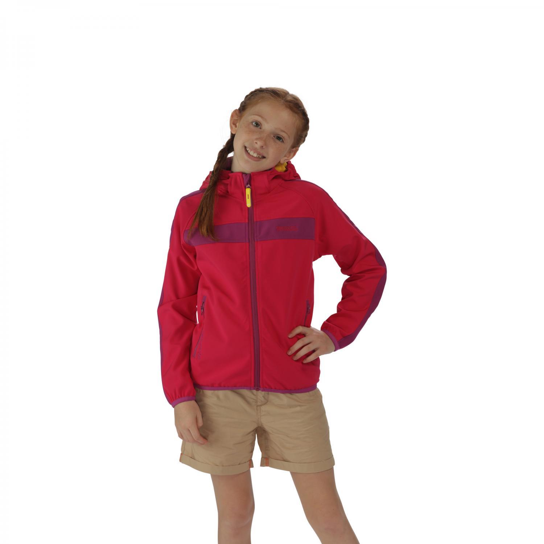 Arowana II Softshell Jacket Duchess Viola