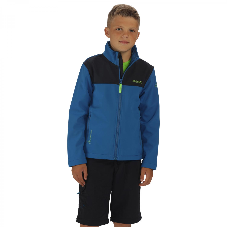 Vargo II Softshell Jacket Blue navy