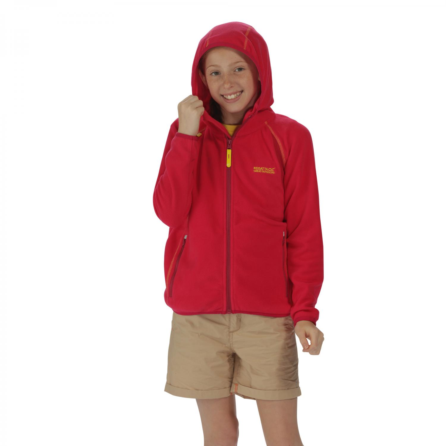 Chromium Hooded Fleece Duchess