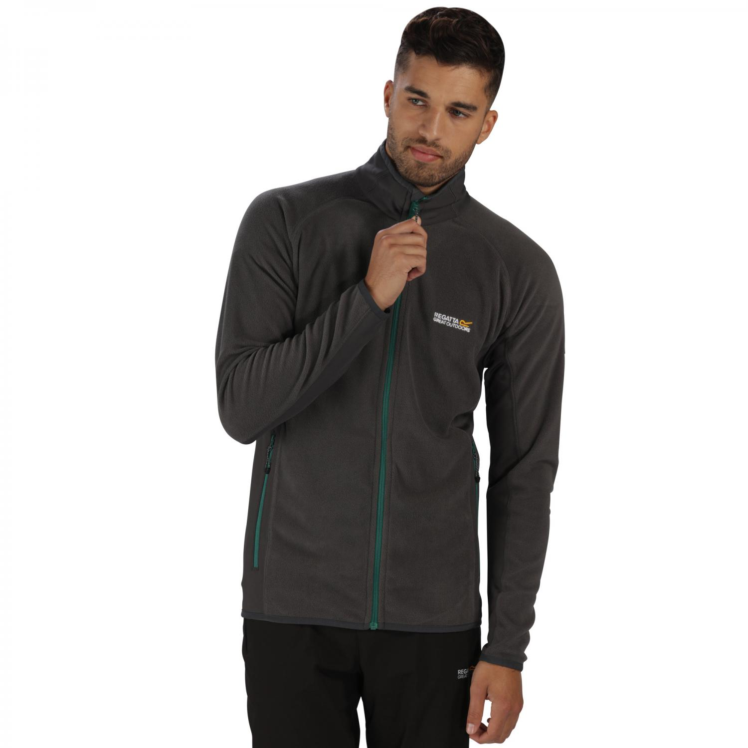 Heaton II Fleece Seal Grey