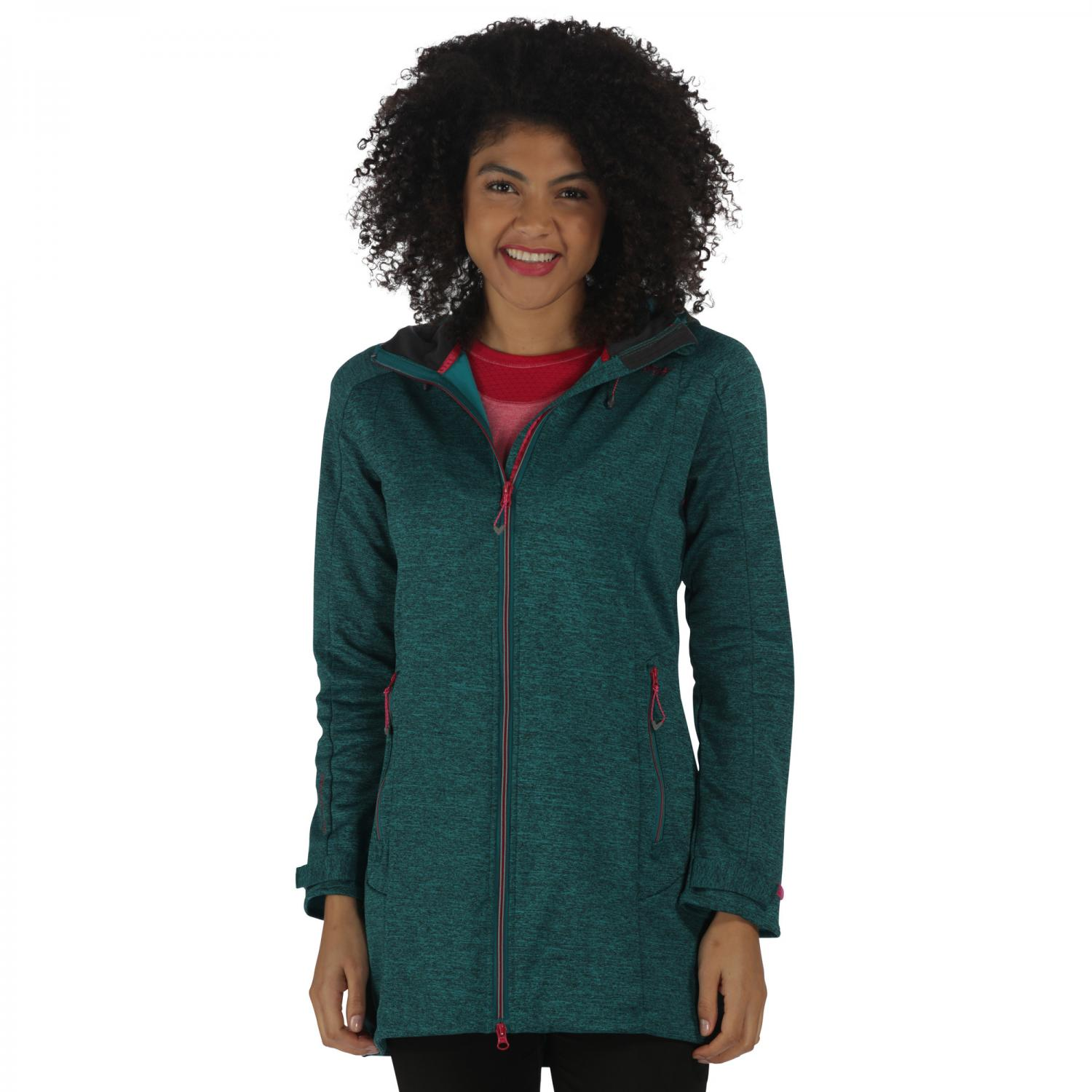 Lilywood Softshell Jacket Deep Lake